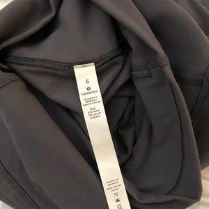 """lululemon athletica Shorts - Lululemon align shorts 4"""" moonwalk size 6"""